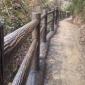 丽景皇冠即时比分 景区水泥仿树皮栏杆哪家便宜 公园水泥仿树皮栏杆定制